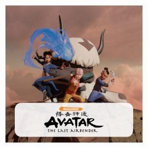 Avatar: The Last Airbender Backpacks