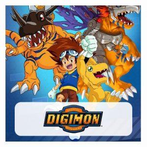 Digimon Backpacks