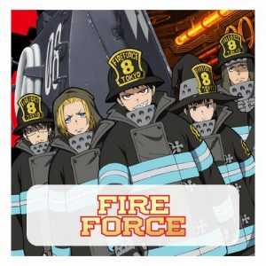 Fire Force Backpacks