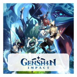 Genshin Impact Backpacks
