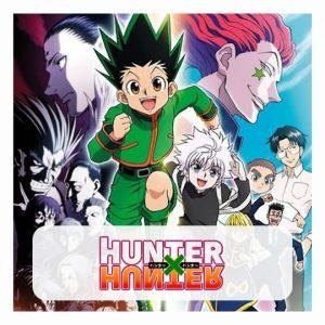 Hunter x Hunter Backpacks