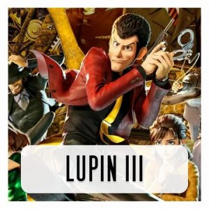 Lupin Backpacks