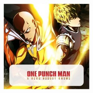 One Punch Man Backpacks