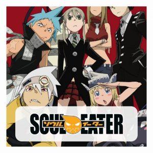 Soul Eater Backpacks