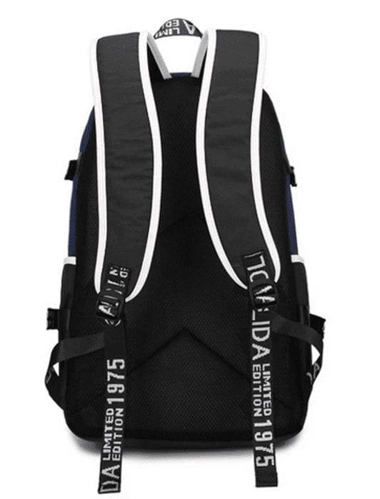 DBS Trunks Super Saiyan 3 Fight Stance Travel Backpack