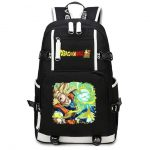 Dragon Ball Super SSJ1 Son Goku Kamehameha Backpack