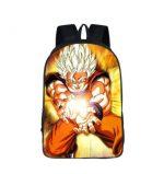 DBZ Goku Cast Kamehameha Power Blast School Backpack Bag - Saiyan Stuff