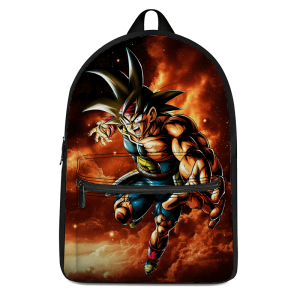 Dragon Ball Bardock Father Of Raditz Goku Stupendous Backpack - Saiyan Stuff