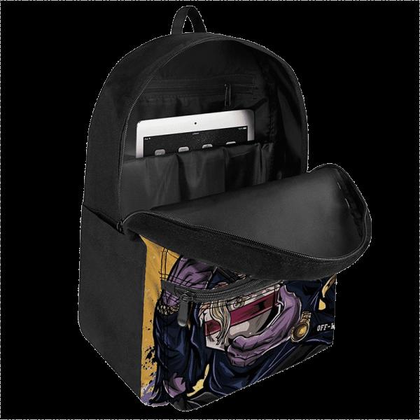 Dragon Ball Beerus Pop Culture Vector Art Dope Canvas Backpack - Saiyan Stuff