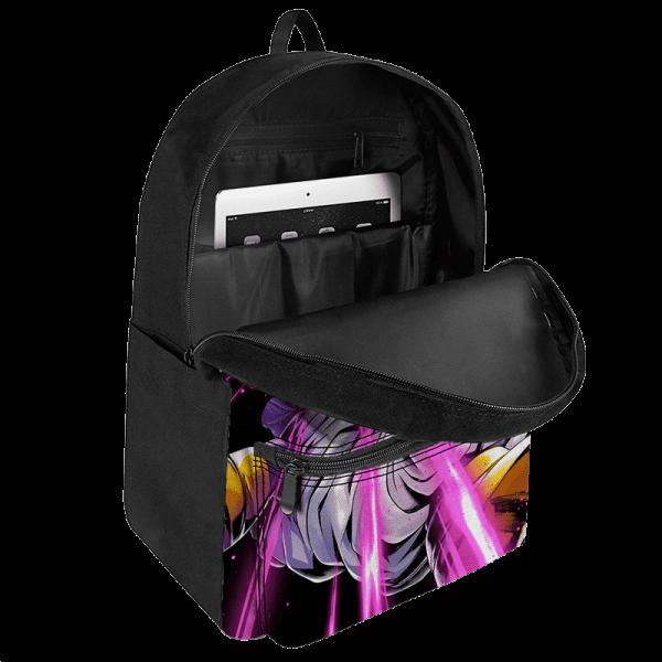 Dragon Ball Z Fat Buu Charging Pink Energy Beam Cool Backpack - Saiyan Stuff