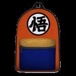 Dragon Ball Goku's Kanji Symbol Awesome Backpack - Saiyan Stuff