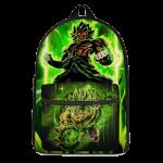 Dragon Ball Legends Broly The Legendary Saiyan Green Backpack - Saiyan Stuff