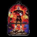 Dragon Ball Super Jiren Legendary Pose Cool Backpack - Saiyan Stuff