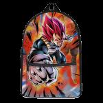 Dragon Ball Super Vegeta SSG Attack Pose Awesome Backpack - Saiyan Stuff