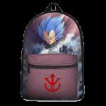 Dragon Ball Vegeta Saiyan Armor SSGSS Fantastic Backpack - Saiyan Stuff