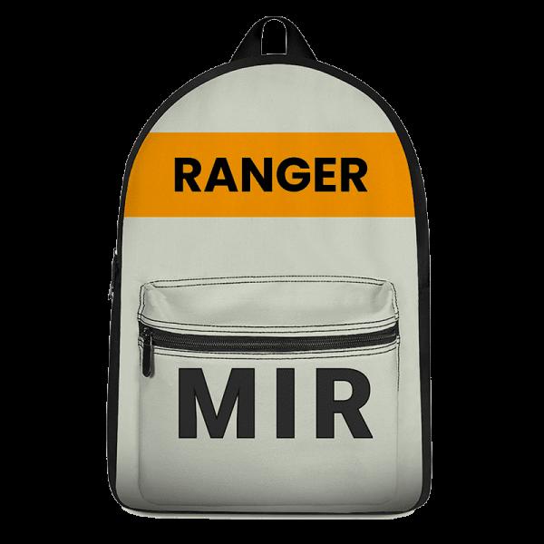 Dragon Ball Z Android 17 MIR Ranger Team Universe 7 Backpack - Saiyan Stuff