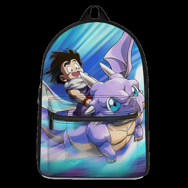Dragon Ball Z Happy Kid Gohan Flying Fantastic Backpack - Saiyan Stuff