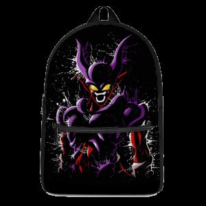 Dragon Ball Z Janemba Black Artistic Graphic Awesome Backpack - Saiyan Stuff