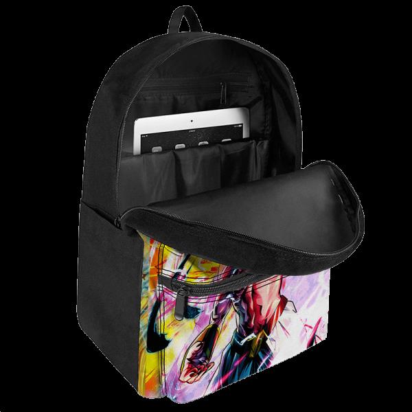 Dragon Ball Z Kid Buu And Kakarot SSJ3 Cool Backpack - Saiyan Stuff
