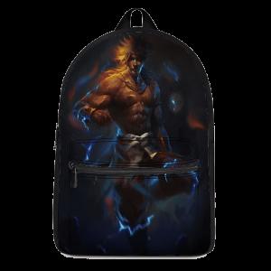 Dragon Ball Z Legendary Saiyan Broly Transforming Backpack - Saiyan Stuff