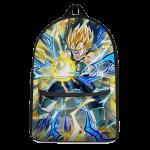 Dragon Ball Z Majin Vegeta Galick Gun Dokkan Art Backpack - Saiyan Stuff