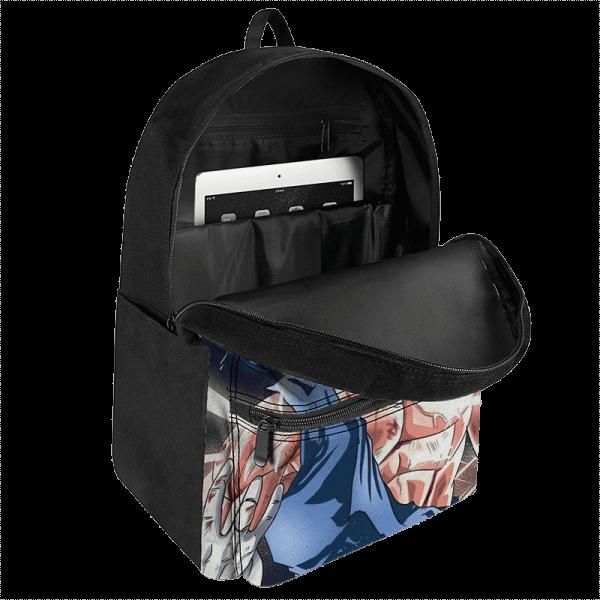 Dragon Ball Z Majin Vegeta Injured In Battle Canvas Backpack - Saiyan Stuff