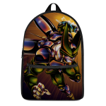 Dragon Ball Z Perfect Cell Attack Contrast Art Dope Backpack - Saiyan Stuff