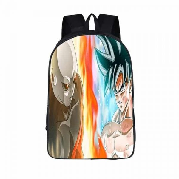 Dragon Ball Super Goku Vs Jiren Overflowing Aura Back Pack - Saiyan Stuff