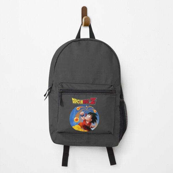So-goku power bal   Gift shirt Backpack RB0605 product Offical Anime Backpacks Merch
