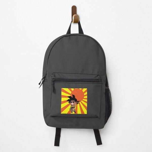 Son goku-power  |Gift shirt Backpack RB0605 product Offical Anime Backpacks Merch