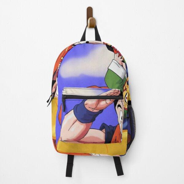 Goku and Gohan Backpack RB0605 product Offical Anime Backpacks Merch