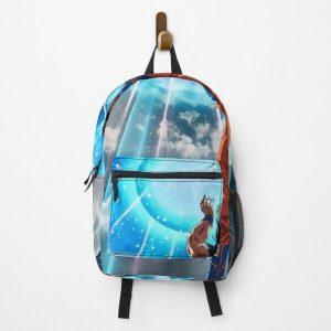 Spirit bomb goku Backpack RB0605 product Offical Anime Backpacks Merch