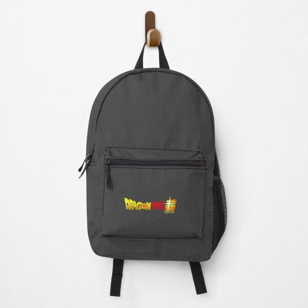 Dragon Ball Z Super Logo   Gift shirt Backpack RB0605 product Offical Anime Backpacks Merch