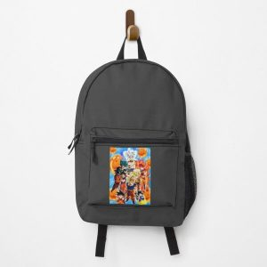 Dragon ball Z   Gift shirt Backpack RB0605 product Offical Anime Backpacks Merch