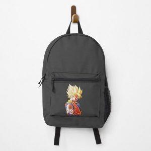 GOKU DRAGON BALL Z  |Gift shirt Backpack RB0605 product Offical Anime Backpacks Merch