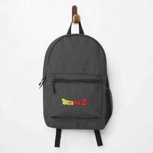 DragonBall Z Logo  |Gift shirt Backpack RB0605 product Offical Anime Backpacks Merch