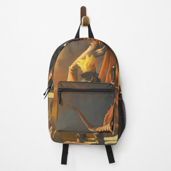 King Cold Backpack RB0605 product Offical Anime Backpacks Merch