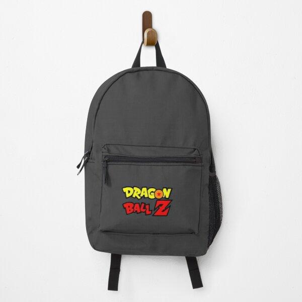 Dragon Ball Z Logo   Gift shirt Backpack RB0605 product Offical Anime Backpacks Merch