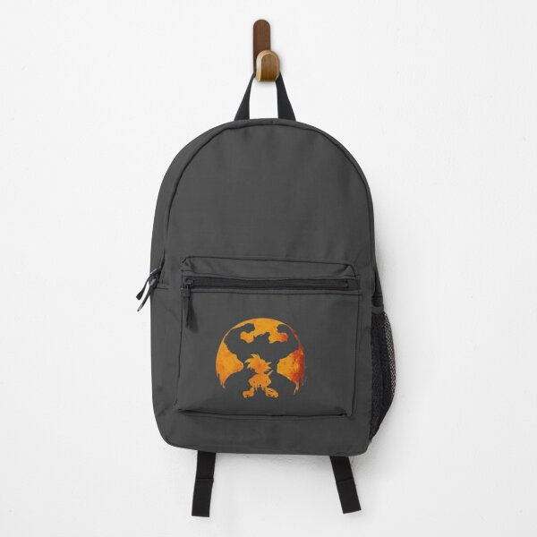 Dragon Ball Z, Son Goku Collection   Gift shirt Backpack RB0605 product Offical Anime Backpacks Merch