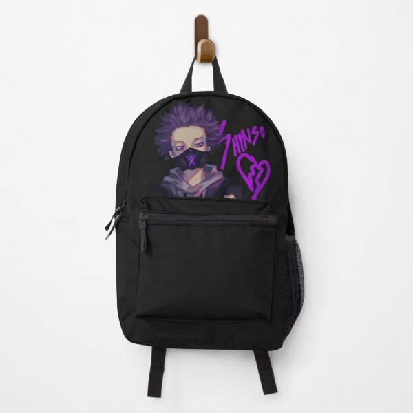 Hitoshi Shinso  - My Hero Academia Backpack RB0605 product Offical Anime Backpacks Merch