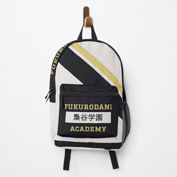 Fukurodani Academy Backpack RB0605 product Offical Anime Backpacks Merch