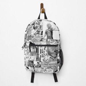 Haikyuu! Manga Collage V2 Backpack RB0605 product Offical Anime Backpacks Merch