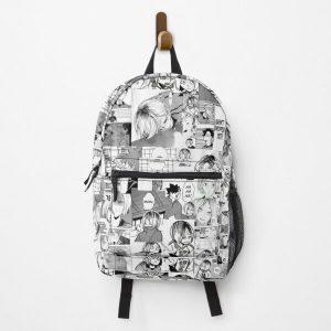 kenma kozume Manga collage  Backpack RB0605 product Offical Anime Backpacks Merch