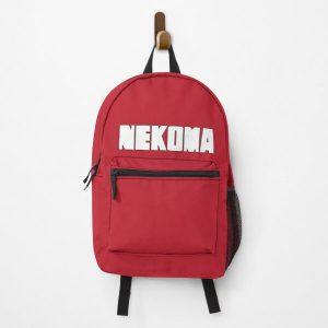 Nekoma Jersey Logo Uniform Shirt Design (Big Logo) Backpack RB0605 product Offical Anime Backpacks Merch