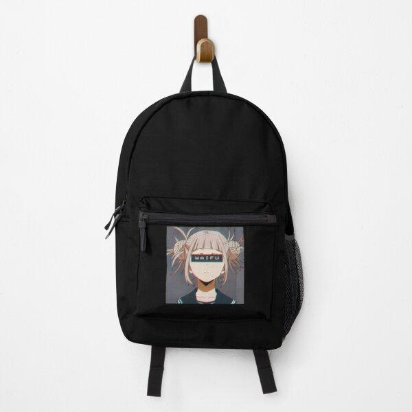 Toga Himiko Waifu - BNHA Backpack RB0605 product Offical Anime Backpacks Merch