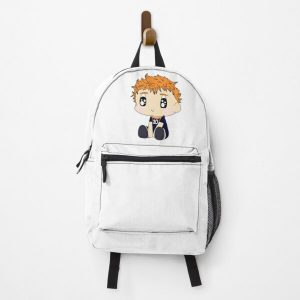 haikyuu hinata shoyo chibi Backpack RB0605 product Offical Anime Backpacks Merch