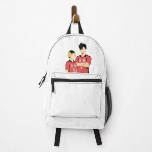 Kenma and Kuroo - Haikyuu Backpack RB0605 product Offical Anime Backpacks Merch