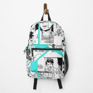 oikawa jersey collage  Backpack RB0605 product Offical Anime Backpacks Merch