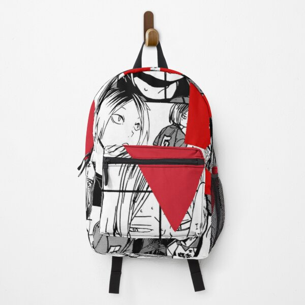 kenma manga collage  Backpack RB0605 product Offical Anime Backpacks Merch