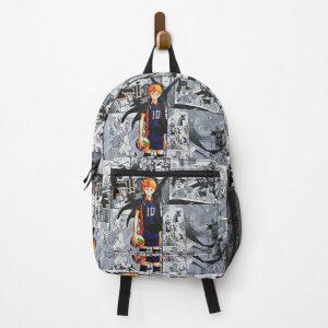 Haikyuu Hinata Backpack RB0605 product Offical Anime Backpacks Merch